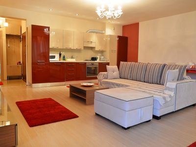 Photo for SuiteHome - NORDULUI 2 - two bedrooms apartment near Herastrau Park