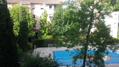 Photo for T2 apartment with very nice parking in Toulouse