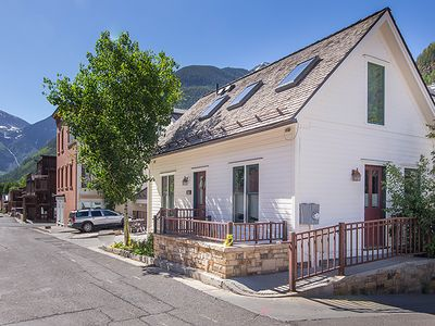 Photo for Diamondtooth Cottage: 3 BR / 3 BA home in Telluride, Sleeps 6