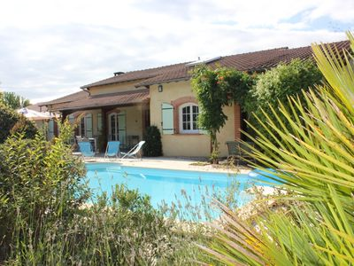 Photo for GREAT HOUSE WITH SWIMMING POOL GAILLAC