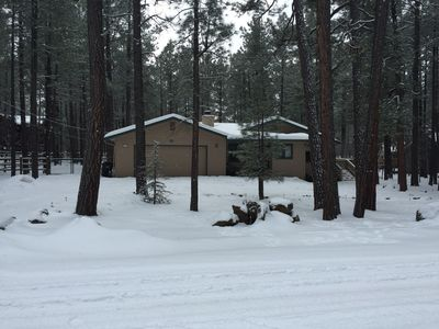 Photo for Pinetop Country Club-12 Person Luxury Getaway- 35 Minutes From Sunrise Ski Resrt