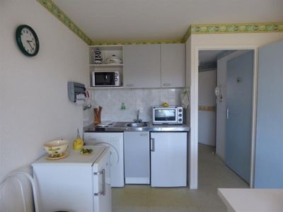 Photo for Apartment Saint-Gilles-Croix-de-Vie, studio flat, 2 persons