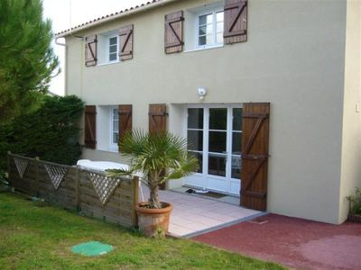 Photo for In the heart of LA CHAUME, nice house