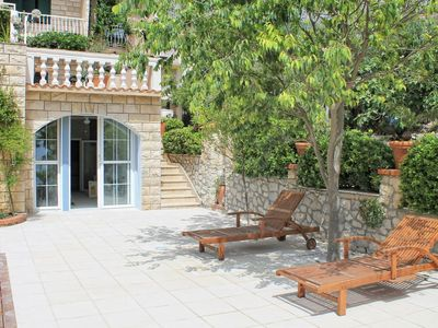 Photo for One bedroom apartment with air-conditioning Tučepi (Makarska)