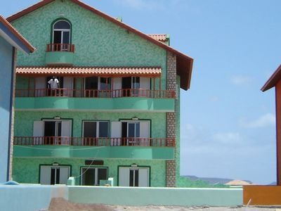 Photo for 1BR Apartment Vacation Rental in Sal Capo Verde, Santa Maria