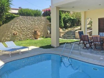 Photo for holiday home, Margarites  in Kreta - 8 persons, 5 bedrooms