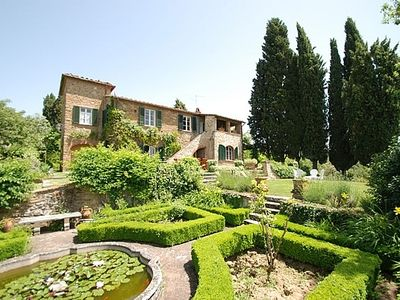 Photo for 5BR House Vacation Rental in Lucignano, Arezzo