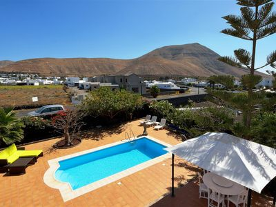 Photo for Villa Timanfaya with Private Pool!