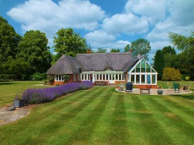 Photo for Riverside Cottage and Lodge -  a cottage that sleeps 14 guests  in 6 bedrooms