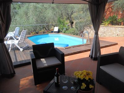 Photo for 2BR Villa Vacation Rental in Massarosa