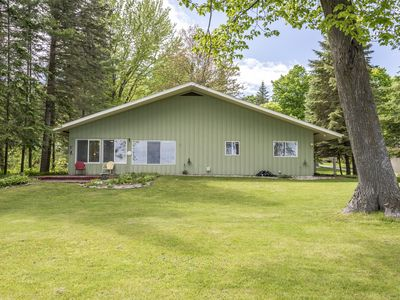 Photo for Fabulous Newly Renovated 3 Bedroom Vacation Home on Burt Lake