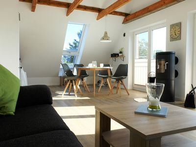 Photo for My holiday home - holidays in a modern ambience on the North Sea