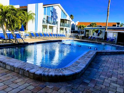 Photo for Condo - Steps From Beach in Madeira Beach Florida