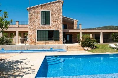 Photo for Holiday house Es Llombards for 1 - 10 persons with 5 bedrooms - Holiday house