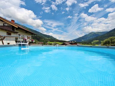 Photo for Spacious Apartment in Neukirchen am Großvenediger with Pool