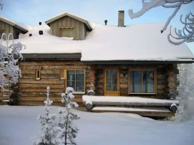 Photo for Vacation home Lumikumpu in Äkäslompolo - 7 persons, 2 bedrooms