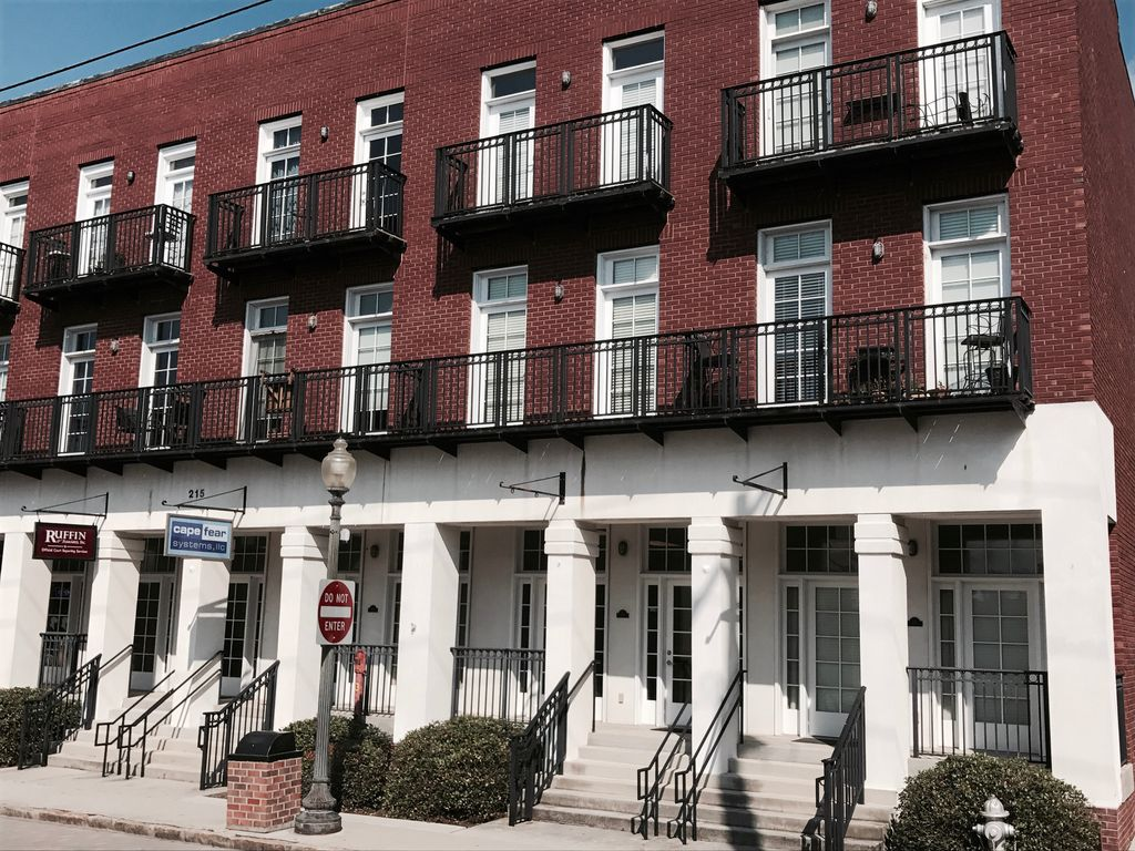 Historic Dowtown Wilmington Loft On Water St And Free Parking