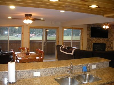 Photo for The Lodge at Duck Creek: WOLF PACK SUITE