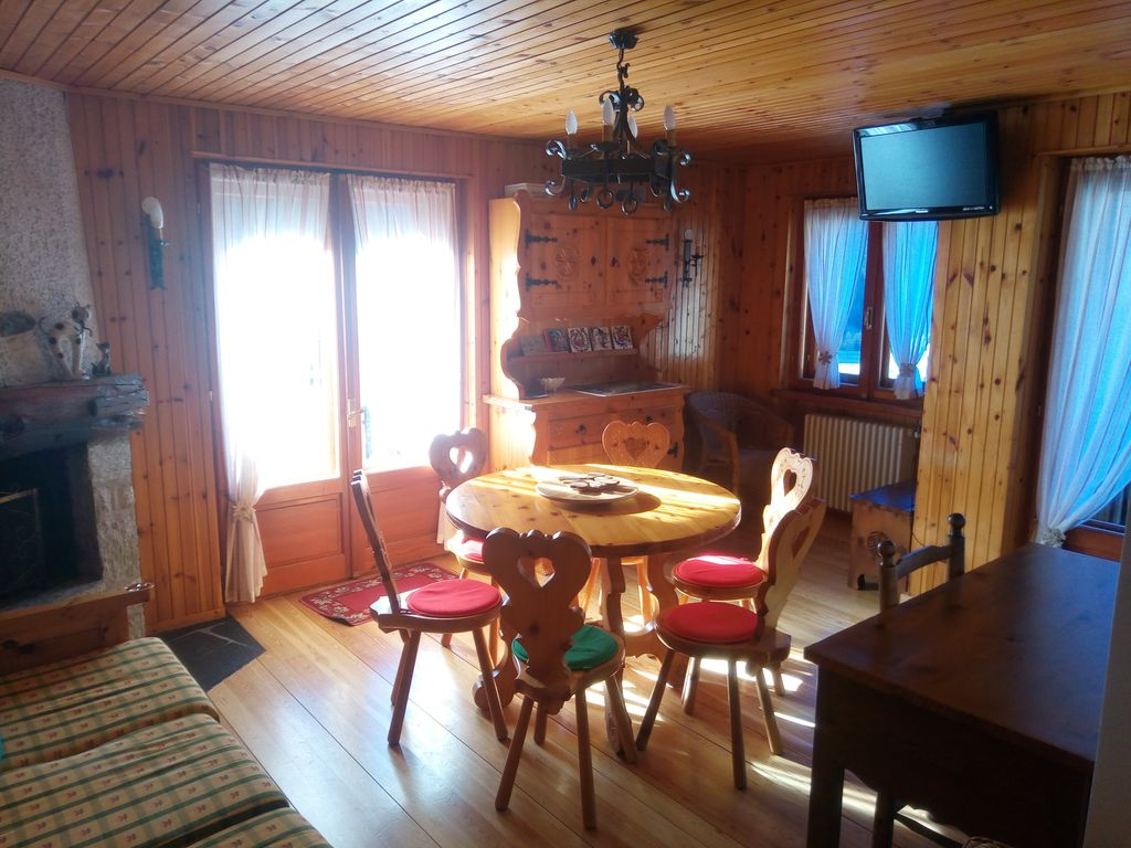 location appartement ski italie
