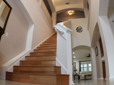 Photo for Snowbird Vacation Mansion minutes from the beach!