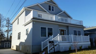 Photo for Beautiful Lake View Home near Jersey Shore - Belmar/LakeComo