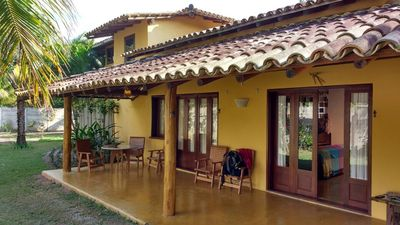 Photo for 3BR House Vacation Rental in trancoso, BA