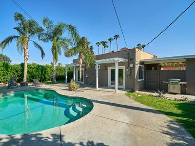 Photo for Gated MidCentury Charmer, Views, Heater Pool & Privacy
