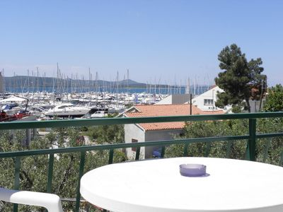 Photo for Apartment Mare  A2(2+2)  - Biograd, Riviera Biograd, Croatia