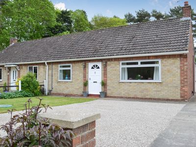 Photo for 2 bedroom accommodation in Hayton, near York