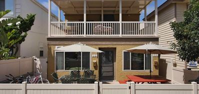 Bring the whole family to this 4 bedroom beach house!