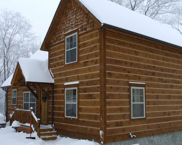 Photo for Beautiful log home close to Banner Elk, NC