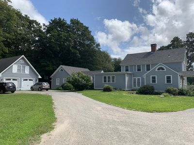 Photo for 1700's Roomy Historic Home on 3 private acres in Mystic CT Area