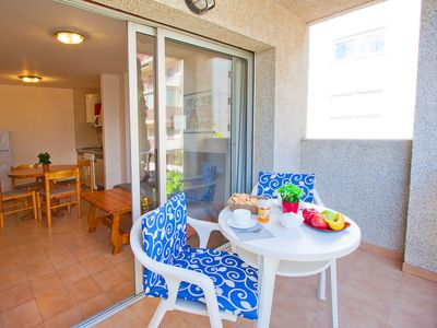 Photo for Apartment Mismar  in Roses, Costa Brava - 3 persons, 1 bedroom