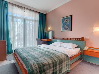 Photo for Hotel Double Room in Podgorica City Center