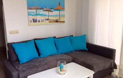 Photo for Apartments overlooking the Mediterranean Sea in Cala Flores, Cabo de Palos