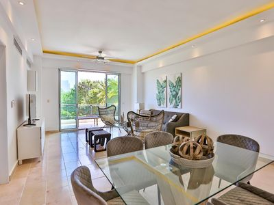 Photo for This apartment is a 1 bedroom(s), 1 bathrooms, located in Punta Cana, Bavaro.