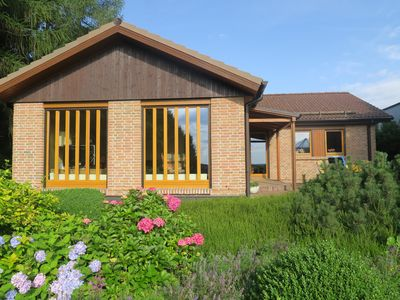 Photo for Modern and comfortable holiday home with fantastic views and privacy