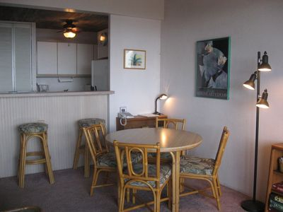 Photo for Affordable, Top Floor Condo within Walking Distance to Beach