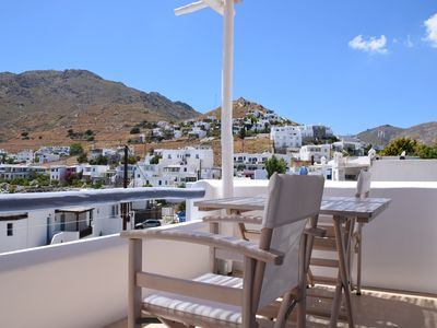 Photo for SERIFOS Cyclades SEAVIEW (3) MODERN HOUSE