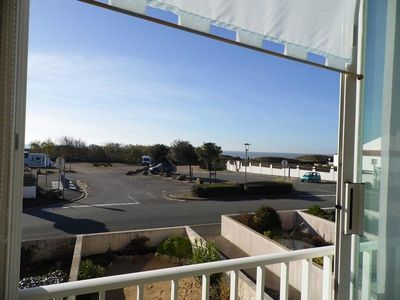 Photo for Studio on the 1st floor in quiet residence with sea view