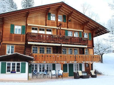 Photo for Apartment Chalet Jrene in Grindelwald - 2 persons, 1 bedrooms