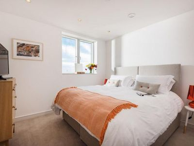 Photo for Nalu-Ohana is a contemporary four storey townhouse in Newquay with magnificent sea views