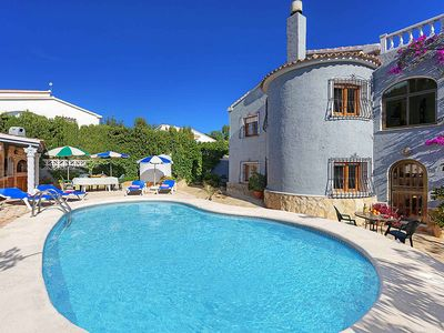 Photo for Villa Ramon -  This villa offers a private pool, WI-FI and off road parking