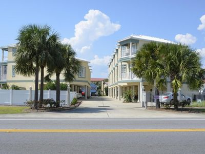 Photo for Our Home In Paradise~ Gorgeous 3/3 townhome near Beach, Frank Brown & Pier Park