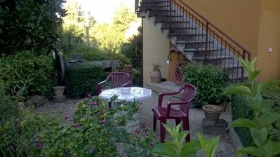 Photo for Holiday apartment near Lake Balaton