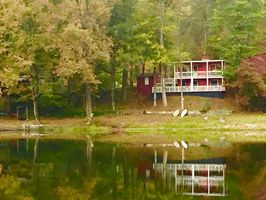 Photo for 2BR Cabin Vacation Rental in Tamassee, South Carolina