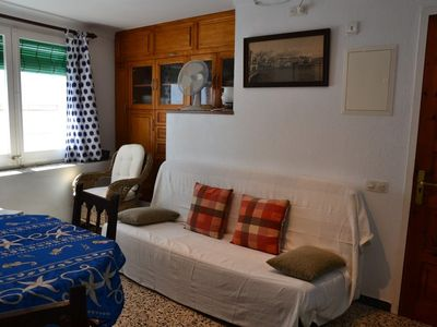 Photo for 101.58_Apartment placed in the old town of Cadaqués.
