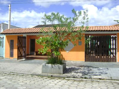 Photo for Comfortable and Airy House in Mongaguá Great for Family Flexible Times
