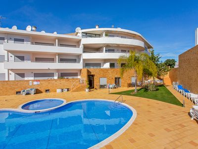 Photo for Fantastic 2 Bedroom 500 m from Dona Ana beach with Seaviews & Pool