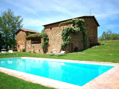 Photo for Country House a Castelnuovo Berardenga ID 3472